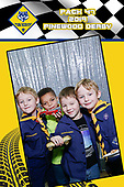 Pinewood Derby 2019 photobooth