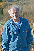 Jean-Louis Denois Domaine Jean Louis Denois. Limoux. Languedoc. Owner winemaker. France. Europe.