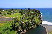 Keanae Peninsula,Hana Coast, Maui, Hawaii