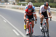 Richie Porte (AUS - BMC) during the UCI World Tour, Tour of Spain (Vuelta) 2018, Stage 6, Huercal Overa - San Javier Mar Menor 155,7 km in Spain, on August 30th, 2018 - Photo Luis Angel Gomez / BettiniPhoto / ProSportsImages / DPPI