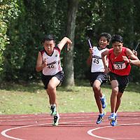 Boys 4x100m Relays