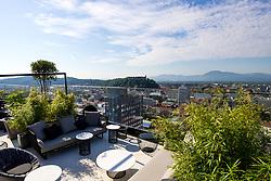 Preview of the new Hotel Intercontinental - Ljubljana on August 17, 2017 in Hotel Intercontinental, Ljubljana, Slovenia. Photo by Matic Klansek Velej / Sportida