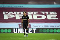 Football - 2020 / 2021 Premier League - Aston Villa vs West Ham United - Villa Park<br /> <br /> West Ham United's Jesse Lingard.<br /> <br /> COLORSPORT/ASHLEY WESTERN