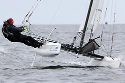 , Kiel - Kieler Woche 20. - 28.06.2015, Nacra 17 - RUS 227 - Semenov, Maxim