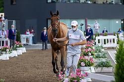 Neretnieks K, LAT, Valour, 361<br /> Olympic Games Tokyo 2021<br /> © Hippo Foto - Dirk Caremans<br /> 31/07/2021