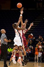 20080210 - Florida State at Virginia (NCAA Women's Basketball)