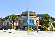 Marion Knott Studios on Campus of Chapman University