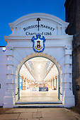 Gravesend Borough Market, Clay Architecture