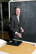 CEO J. Doets photographed for the annual report