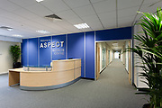 Interior office photography commission