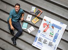International Book Festival launch, Edinburgh, 6 July 2021