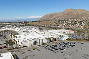 General overall aerial view of the Moreno Valley Mall, Tuesday, Jan. 26, 2021, in Moreno Valley, Calif. (Dylan Stewart/Image of Sport)