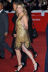 Rita Wilson attending the Tom Hanks Lifetime Achievement Award held during Roma Cinema Fest 2016 in Italy.