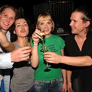 NLD/Amsterdam/20061027 - Première Sexual Perversity, cast, Johnny de Mol, Birgit Schuurman, Jelka van Houten en Gijs Naber