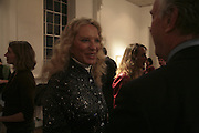 Princess Michael of Kent, Misadventure In the Middle East. Travels As a Tramp, Artist and Spy by Henry Hemming. Book launch and exhibition. Paradise Row. London. E2.  -DO NOT ARCHIVE-© Copyright Photograph by Dafydd Jones. 248 Clapham Rd. London SW9 0PZ. Tel 0207 820 0771. www.dafjones.com.