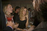DAISY PRINCE AND CAMILLA LONG, Amy Sacco. American nightclub promoter. Book launch party for 'Cocktails' Sanderson Hotel, Berners Street, London,10 July 2006. ONE TIME USE ONLY - DO NOT ARCHIVE  © Copyright Photograph by Dafydd Jones 66 Stockwell Park Rd. London SW9 0DA Tel 020 7733 0108 www.dafjones.com