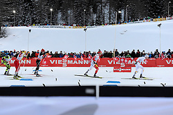 01.01.2013, Nordische Arena, Val Muestair, SUI, FIS Langlauf Weltcup, Tour de Ski 2013, Herren, im Bild, Features // during mens Tour de Ski 2013 of the FIS cross country world cup at nordic arena in Val Muestair, Switzerland on 2012/12/31. EXPA Pictures © 2013, PhotoCredit: EXPA/ Freshfocus/ Urs Lindt..***** ATTENTION - for AUT, SLO, CRO, SRB, BIH only *****