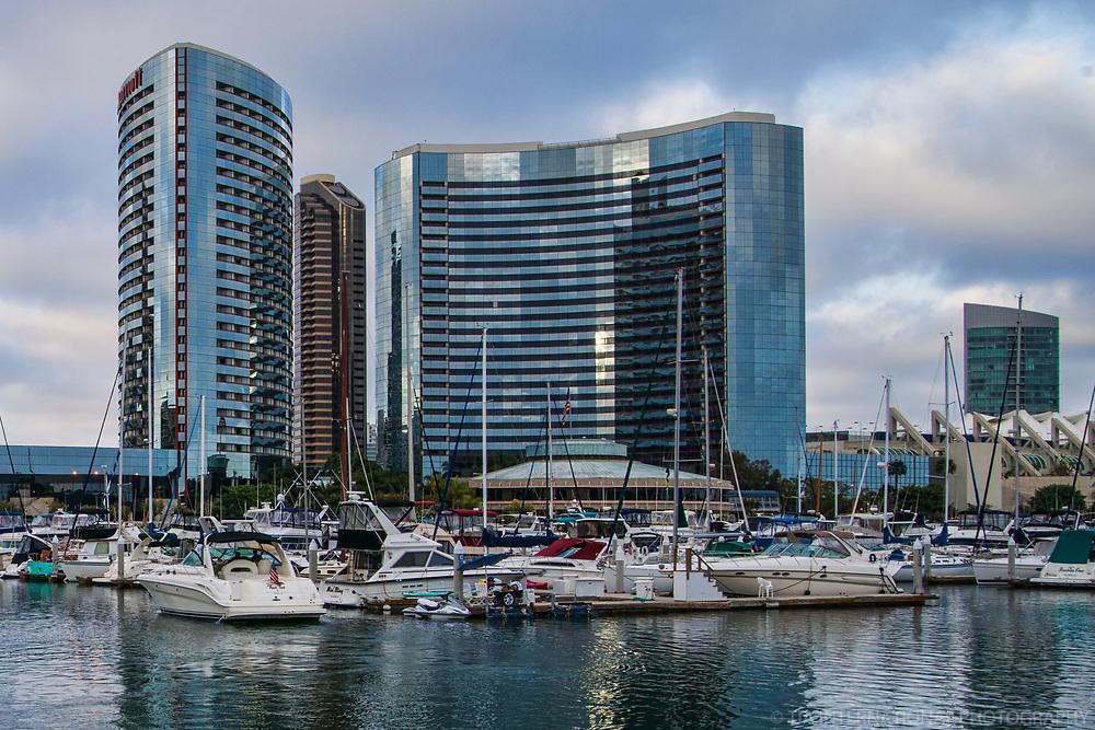 Marriott Marquis San Diego Marina Hotel