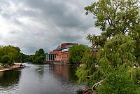The Royal Shakespeare theatre Stratford upon Avon photo bt Mark anton smith
