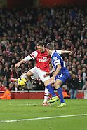 Arsenal v Everton 081213