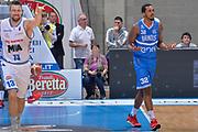 Kris Joseph<br /> Mia Pallacanestro Cantu - Enel New Basket Brindisi<br /> Lega Basket Serie A 2016/2017<br /> Desio, 19/03/2017<br /> Foto M.Ceretti / Ciamillo - Castoria