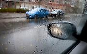 Regenachtige dag met veel neerslag - Rainy day with a lot of rainfall