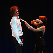 NLD/Hilversum/20051118 - Studio 21 Novomundo, Dancing with the Stars, Julie Fryer en Jim Bakkum