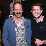 NLD/Amsterdam/20190228 - inloop Amsterdamse première musical Soof, Jan Bonninkreef en ..........