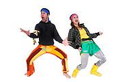 hiphop street dancing