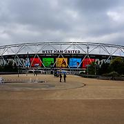 2021-09-20 Stratford, London, UK. Eastham United at Queen Elizabeth Olympic Park, East Bank.