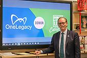 Tom Mone, chief executive of OneLegacy.