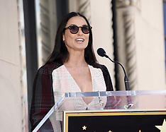 Lucy Liu Hollywood Walk of Fame Ceremony - 01 May 2019