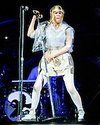 WASHINGTON, DC - July 8th, 2012 - Swedish pop sensation Robyn opens for Coldplay at the Verizon Center in Washington, D.C. (Photo by Kyle Gustafson)