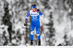 January 11, 2018 - GSbu, NORWAY - 180111 Peter Andersen competes in the men's sprint classic technique qualification during the Norwegian Championship on January 11, 2018 in GÅ'sbu..Photo: Jon Olav Nesvold / BILDBYRN / kod JE / 160127 (Credit Image: © Jon Olav Nesvold/Bildbyran via ZUMA Wire)