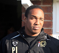 Photo: Mark Stephenson.<br /> Hereford United v Milton Keynes Dons. Coca Cola League 2. 20/10/2007.Dons manager Paul Ince