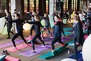 Kohl's and Gaiam Yoga & Fashion on the High Line