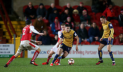 Callum O'Dowda of Bristol City - Mandatory by-line: Matt McNulty/JMP - 17/01/2017 - FOOTBALL - Highbury Stadium - Fleetwood,  - Fleetwood Town v Bristol City - Emirates FA Cup Third Round Replay