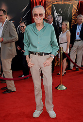 """Stan Lee attends the premiere of Paramount Pictures """"Thor"""" held at El Capitan Theatre in Los Angeles, CA, USA on May 2, 2011. Photo by Lionel Hahn/ABACAPRESS.COM"""