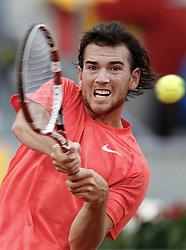 04-05-2010 TENNIS: ATP MADRID OPEN: MADRID<br /> Antonio Mannarino<br /> ©2010- FotoHoogendoorn.nl/ nph / Alvaro Hernandez