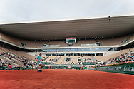 Rafael Nadal (ESP) during the Roland Garros 2020, Grand Slam tennis tournament, on September 30, 2020 at Roland Garros stadium in Paris, France - Photo Stephane Allaman / ProSportsImages / DPPI