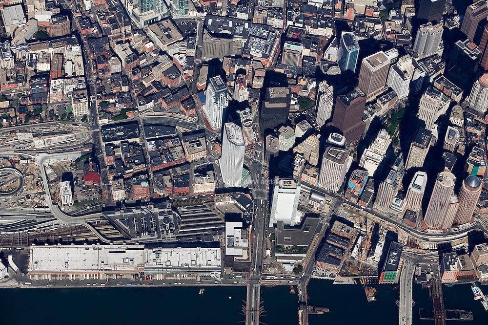 Boston Downtown - South Station