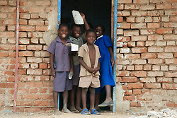 Students At Local School