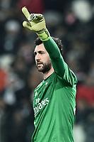 Diego Lopez Milan <br /> Torino 07-02-2015, Juventus Stadium, Football Calcio 2014/2015 Serie A, Juventus - Milan, Foto Image Sport/Insidefoto