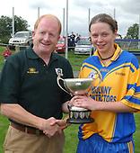 Seneschalstown v St. Ultan's - Meath Ladies SFC Final 2005