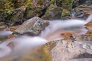 Panther Creek Autumn Flow