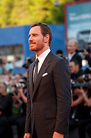 Michael Fassbender at the premiere of the film The Light Between Oceans at the 73rd Venice Film Festival, Sala Grande on Thursday September 1st 2016, Venice Lido, Italy.