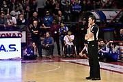 DESCRIZIONE : Pistoia Lega A 2015-2016 Giorgio Tesi Group Pistoia Vanoli Cremona<br /> GIOCATORE : arbitro Evangelista Caiazza<br /> CATEGORIA : arbitro<br /> SQUADRA : arbitro<br /> EVENTO : Campionato Lega A 2015-2016<br /> GARA : Giorgio Tesi Group Pistoia Vanoli Cremona<br /> DATA : 13/03/2016<br /> SPORT : Pallacanestro<br /> AUTORE : Agenzia Ciamillo-Castoria/Max.Ceretti<br /> GALLERIA : Lega Basket A 2014-2015<br /> FOTONOTIZIA : Pistoia Lega A 2015-2016 Giorgio Tesi Group Pistoia Vanoli Cremona<br /> PREDEFINITA :