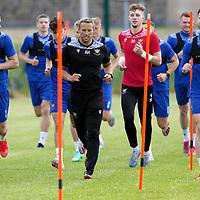 St Johnstone Pre-Season Training 28.06.21