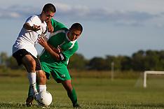 Gloucester County College Mens Soccer vs Ocean County College - September 20, 2012