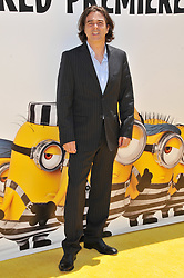 """Heitor Pereira arrives at the """"Despicable Me 3"""" Los Angeles Premiere held at the Shrine Auditorium in Los Angeles, CA on Saturday, June 24, 2017.  (Photo By Sthanlee B. Mirador) *** Please Use Credit from Credit Field ***"""